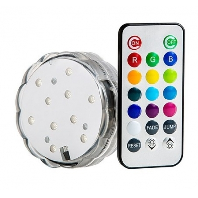 Waterproof 10 led light LD10